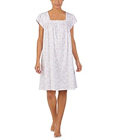 Cotton Printed Nightgown
