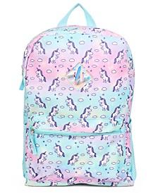 FAB Little & Big Girls 5-Pc. Unicorn Backpack & Accessories Set