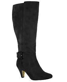 Bella Vita Troy II Wide Calf Tall Dress Boots