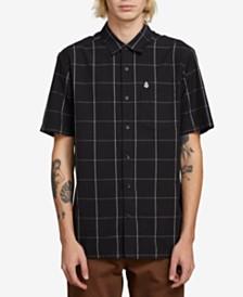 Volcom Men's Payney Short Sleeve Shirt