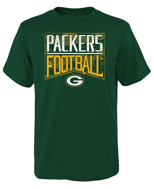 Outerstuff Big Boys Green Bay Packers Energy T-Shirt