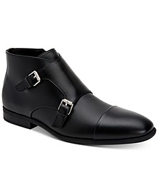 Men's Ludo Double Monk Strap Boots