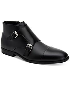 Men's Ludo Double Monk Strap Boots