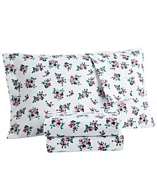 Beautiful Queen Printed 4 Piece Sheet set