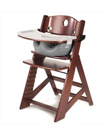 Keekaroo Height Right HIGH Chair with Infant Insert and Tray