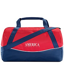 Receive a Free Duffel Bag with any $75 purchase from the Men's fragrance collection