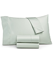 Ashford 1500-Thread Count 4-Pc. Solid Full Sheet Set