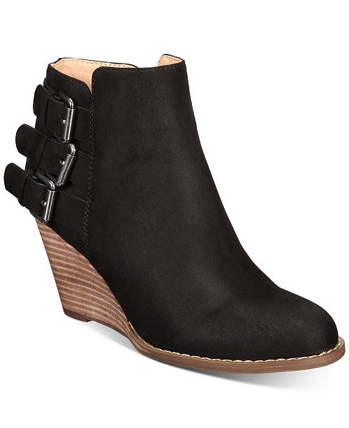DV Dolce Vita Ginalee Wedge Booties