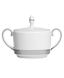 Dinnerware, Moderne Sugar Bowl with Lid