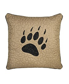 Decorative Paw Pillow