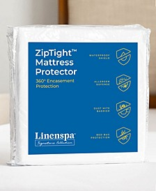 ZipTight Encasement Mattress Protector, Queen