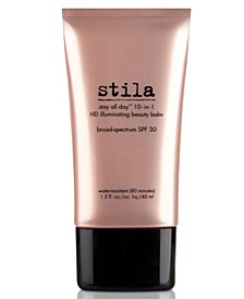 Stay All Day 10-in-1 HD Illuminating Beauty Balm SPF 30