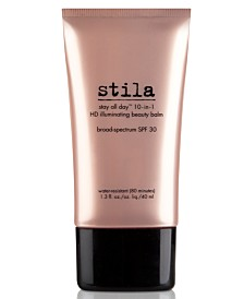 Stila Stay All Day 10-in-1 HD Illuminating Beauty Balm SPF 30