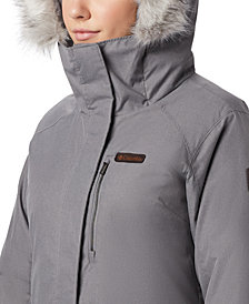 Columbia Women's Suttle Mountain™ Long Insulated Jacket