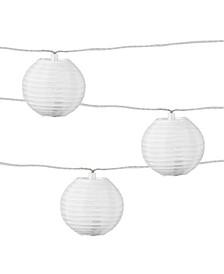 Soji Solar String Lights - Solar Lantern