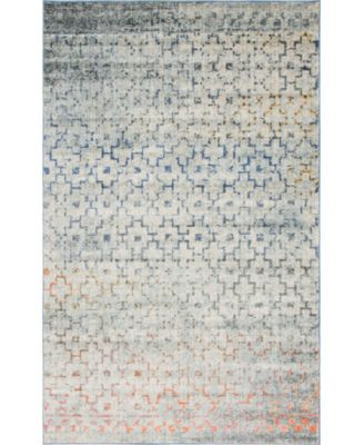 Haven Hav5 Beige 9' x 12' Area Rug