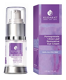 Pomegranate Aloe Leaf Restorative Eye Cream, 0.5 oz