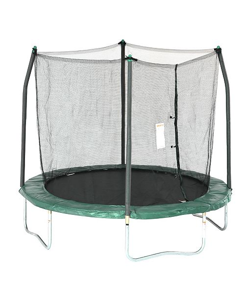 Skywalker Trampolines 8' Round Trampoline with Enclosure