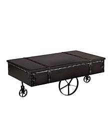 Vintage like Cart Coffee Table
