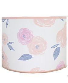 Pam Grace Creations Vintage Like Rose Lamp Shade