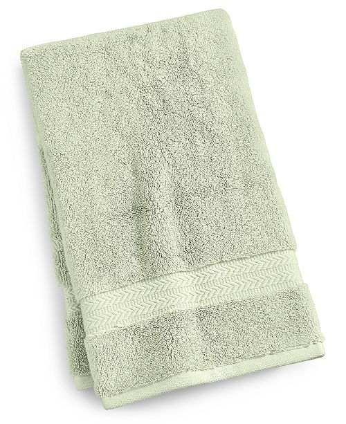 """Hotel Collection CLOSEOUT! Hotel Collection Finest 18"""" x 30"""" Hand Towel. Created for Macy's"""