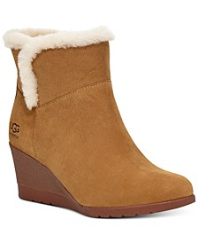 Women's Devorah Waterproof Wedge Booties