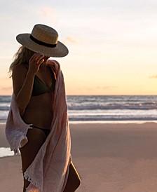 Luxury Tribe Pestemal Fouta Turkish Cotton Beach Towel