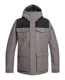 Mens Raft Snow Jacket