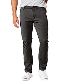 Men's Alpha Khaki 360 Skinny Pants