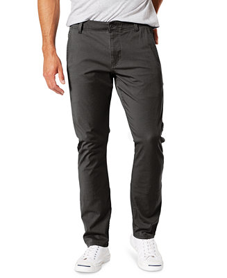 Men's Alpha Khaki 360 Skinny Pants by General