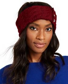Michael Michael Kors Cable-Knit Headband
