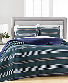 CLOSEOUT! Lodge Yarn Dye Quilt Collection, Created for Macy's