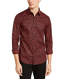 Men's Slim-Fit Pierce Graphic Shirt