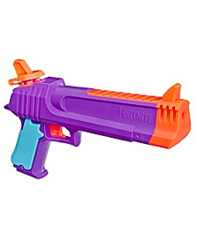 Fortnite HC-E Super Soaker Toy Water Blaster -- Stealth Soakage -- 7.4 Fluid Ounce Capacity -- For Youth, Teens, Adults