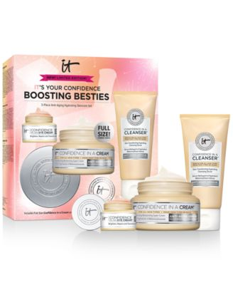 3-Pc. IT's Your Confidence Boosting Besties Anti-Aging Hydrating Skincare Set