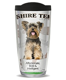Yorkshire Terrier Double Wall Insulated Tumbler, 16 oz