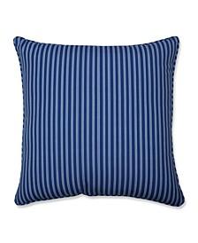 """Resort Stripe 25"""" Outdoor Floor Pillow"""