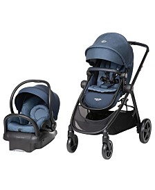 Maxi Cosi Zelia Max Travel System with Mico Max 30