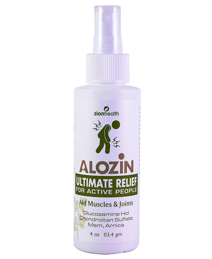 Zion Health - Alozin Pain Relief Spray