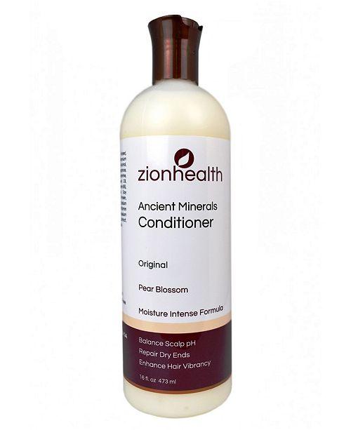 Zion Health Ancient Minerals Conditioner, 16 oz
