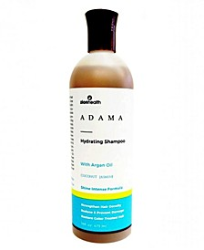 Coconut Jasmine Hydrating Shampoo with Argan Oil, 16 oz
