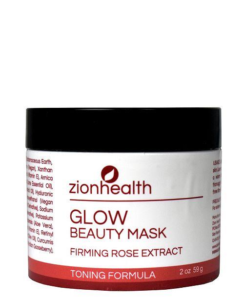Zion Health Adama Glow Beauty Mask, 2 oz