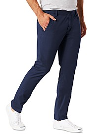 Men's Alpha Khaki 360 Skinny Pants