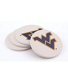 West Virginia University Coasters, Set of 4