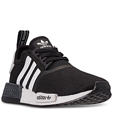adidas Big Boys' NMD R1 Casual Sneakers from Finish Line