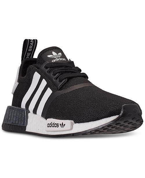 Big Boys' NMD R1 Casual Sneakers from Finish Line