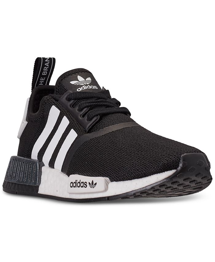 adidas Big Boys' NMD R1 Casual Sneakers from Finish Line & Reviews ...