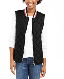 Quilted Vest, Created For Macy's