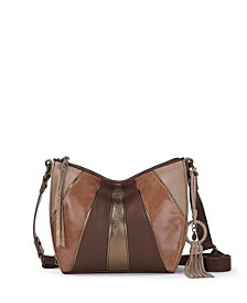 Silverlake City Leather Crossbody, Created for Macy's