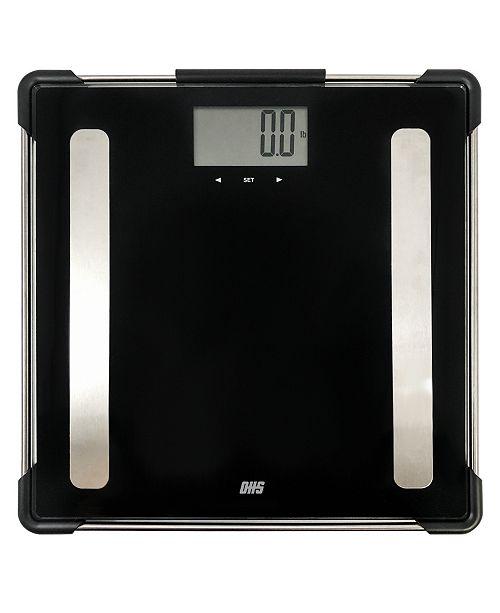 OPTIMA HOME SCALES Optima Home Scale Frame BMI Bathroom Scale
